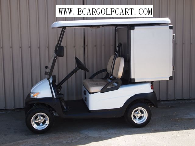 Electronic Street Legal Utility Vehicles 2 Seater With 2 Movable Shelf  For Service