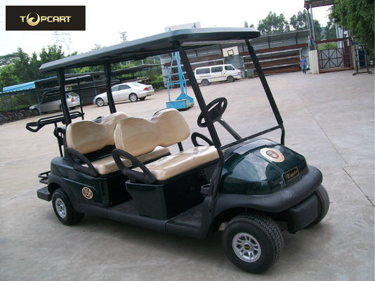 China Electric Club Car 4 Seater Golf Cart supplier