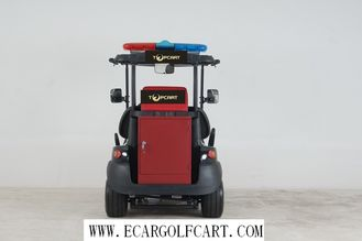 Electric Powered 2 Seater Golf Cart Equipment 3.7kw KDS Motor For Fire Fighting