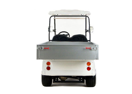48V Electrical Transportation Utility Golf Cart With Big Aluminum Box