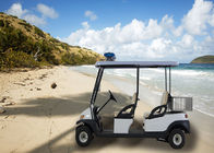 Electric 48V Utility Golf Cart With Small Stainless Box  For Patrol