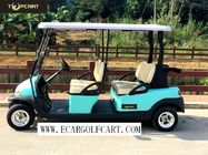China Aluminum Box Motorized Beverage Golf Cart With USA Curtis 1268 Controller company