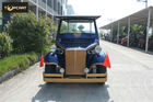 China 12 Person Classic Golf Cart Electric Power - operated With Aluminum Chassis factory