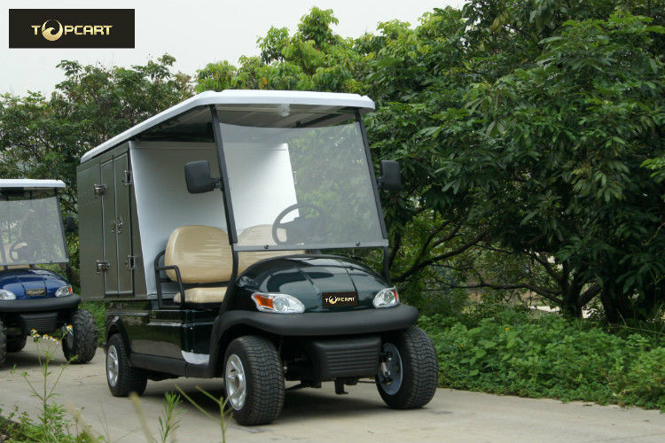 Aluminum Seal Type Electric Car Golf Cart Carryall with Custom Utility Box