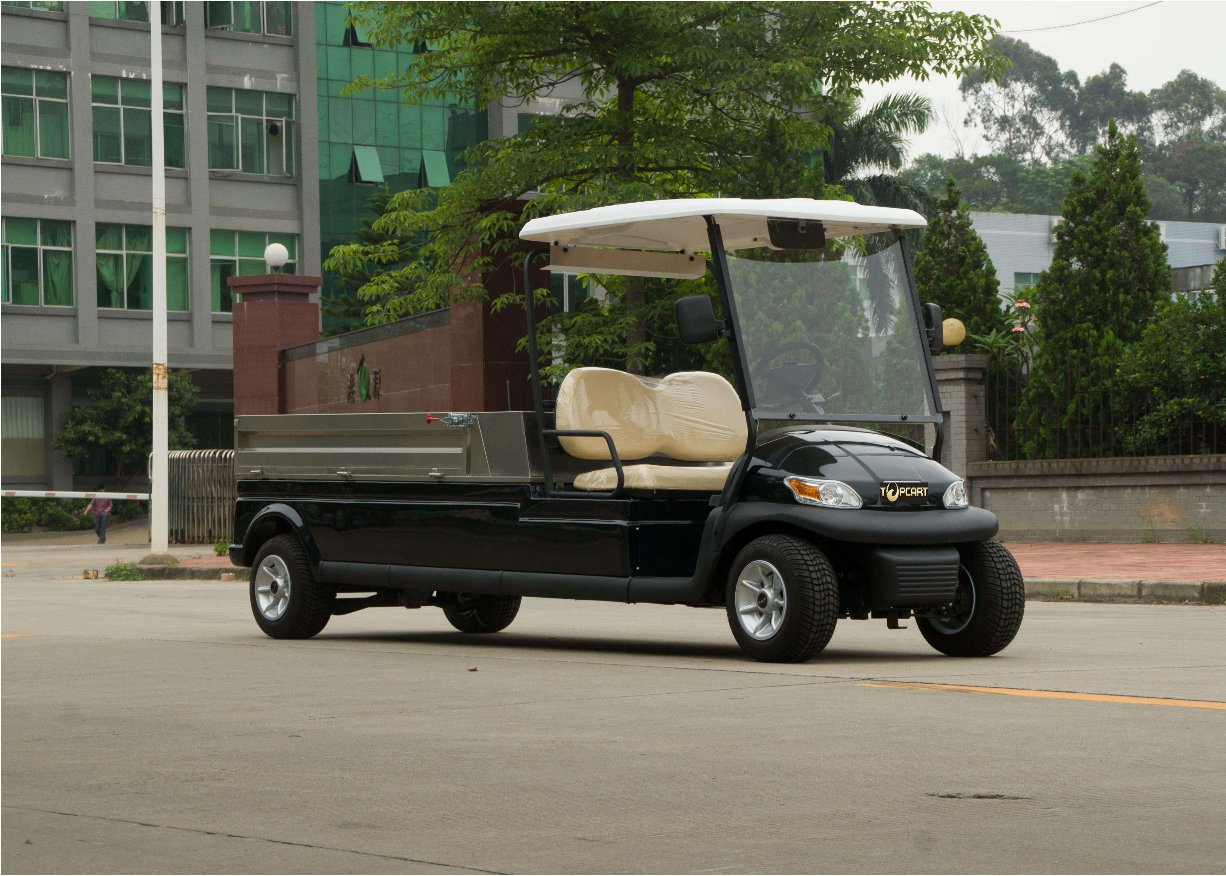 Ce Approved Utility Golf Cart Motorized Utility Vehicles