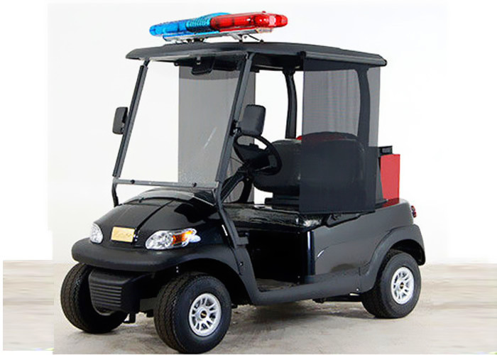 Electrica 2 Seats Patrol Cart 48V With Alarm Light
