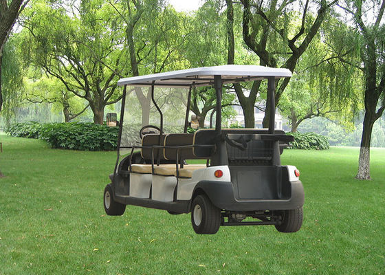 Transportation Multi Passenger Golf Carts 11 Person With Independent Suspension