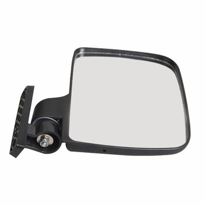 Multi - Color Electric Golf Cart Parts , Universal Golf Cart Side Mirror Set