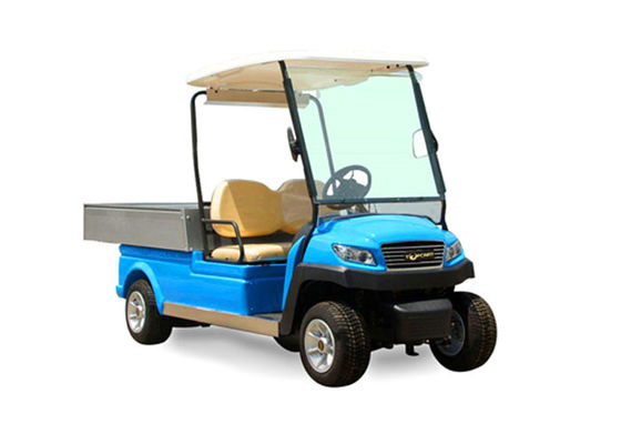 China Popular 48v Utility Electric Car Golf Cart With Led Lights For Luggage distributor