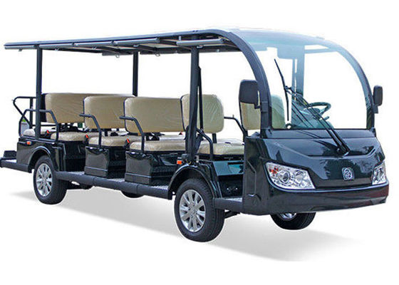 China 100% Waterproof Electric Sightseeing Cart For 14 Passenger AC system distributor